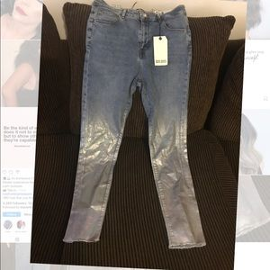 Zara Basic Z1975 Denim - brand new with tag